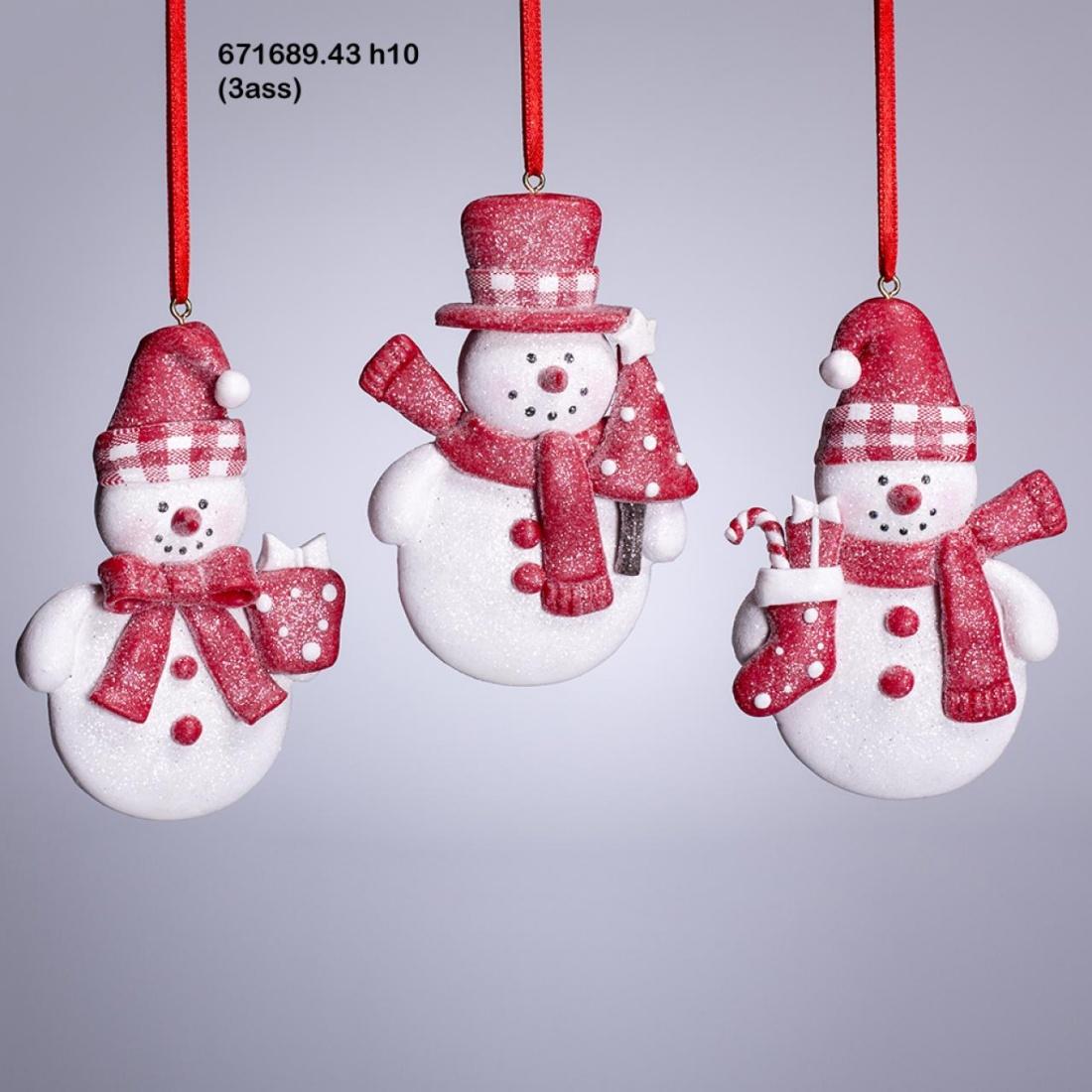 Елочная игрушка снеговик фото 100